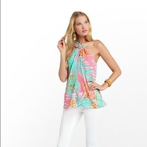 NWT Lilly Pulitzer Rosana Top.